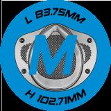 size M Mask